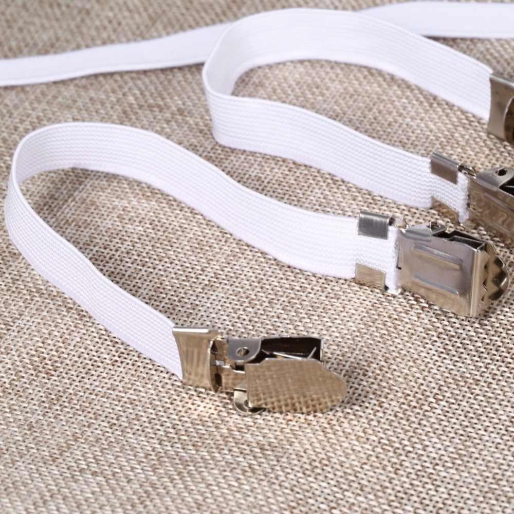 4 pçs/lote Tábua de Engomar Cobrir Sofá Toalhas de Apertos de Folha de Cama Fixadores Clipe Cinta Fivela Fivela Titular Acessórios Para Móveis