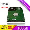 Жесткие диски 160 г IDE 2.5 жесткий диск для старых ноутбуков ноутбук бесплатная доставка