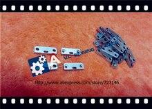 Inserto de placa de aguja PFAFF, para máquina de zapatos PFAFF, 150739, 591, 574, Máquina De Coser INDUSTRIAL, 91-571-04, 10 Uds.