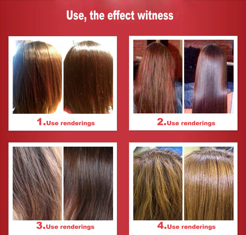 5pcs lot hot Automatic heating Steam Hair Mask Hair keratin Treatment hair coarse dry split ends make hair smoothing shine in Hair Scalp Treatments from Beauty Health