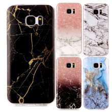 IMD Smooth Protector Cases For Samsung Galaxy S7 Edge S7edge S 7 Soft Silicon Cover Case Shell Etui Capinha Coque Hoesje Carcasa(China)