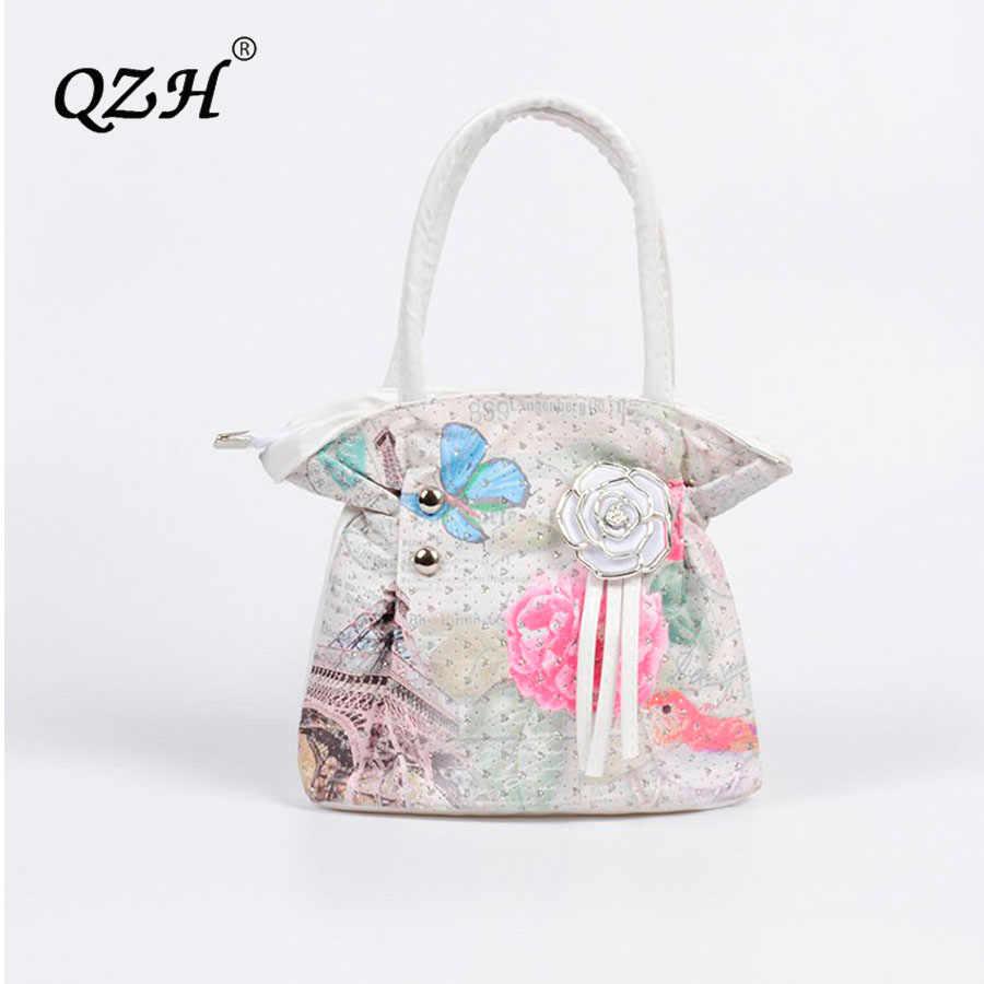 64c703fff9e5 ... Children s Coin Purse Handbag Totes Kids Girls Shoulder Bag Baby Toddle  Handbags Appliques Women Hand Bags ...