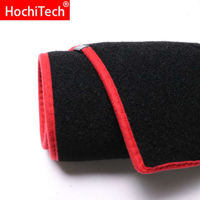 For HAVAL F7 2019 Right and Left Hand Drive Car Dashboard Covers Mat Shade Cushion Pad Carpets Accessories 4
