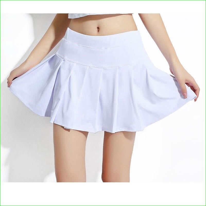 97cdb08fd Extra Large Umbrella Ball Tennis Skirts Ladies Prevent Exposure Pantskirt  Plus Size XLl 4Xl 5Xl-in Tennis Skorts from Sports & Entertainment on ...