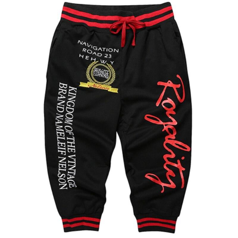 Shorts Mens Bermuda 2018 Summer Men Fashion Letter Print Beach Hot Cargo Men Boardshorts Male Brand MenS Short Casual Fitness
