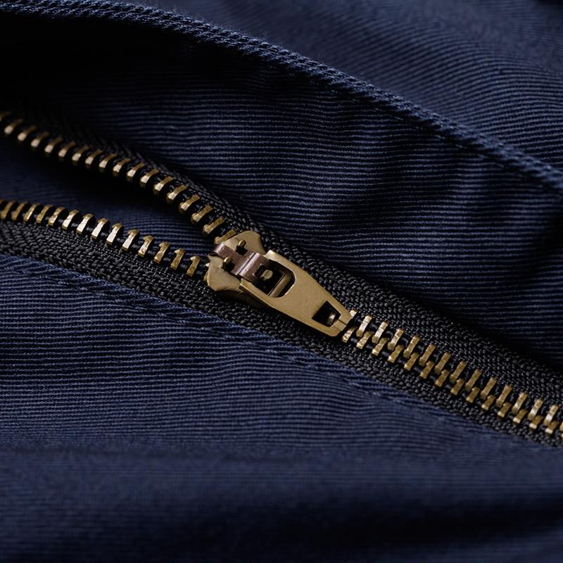 Pantalon Cargo militaire en coton pour hommes, 8 poches pantalon de Combat de travail décontracté homme armée militaire Camo Cargo pantalon grande taille 40 42 44 - 3