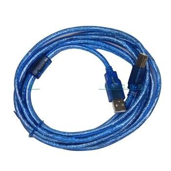 משלוח חינם דלתא B סדרת מגע מסך כבל תכנות, USB-DOP/B, 2.5 מטר ארוך
