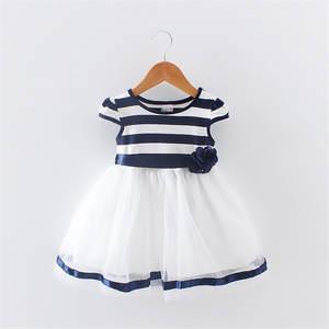 b6620c81e0e0 BibiCola Children Princess Tutu Dresses Baby Girls