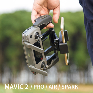 Image 4 - Mavic drone fernbedienung halter telefon tablet Tablett für dji mavic 2 pro zoom/pro 1//air /funken/mavic mini drohne Sender