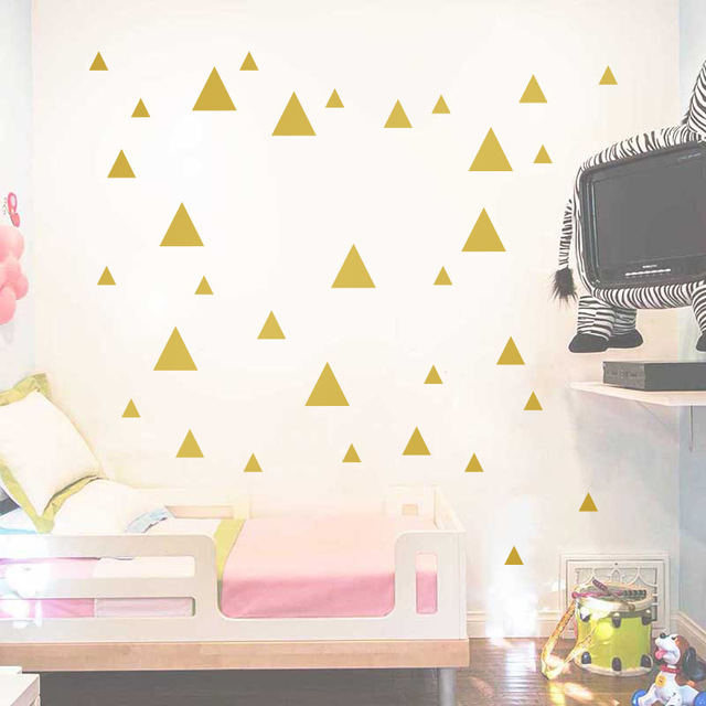 Diy wall decor art murals stars round circles vinyl wall stickers removable wall paper decals for