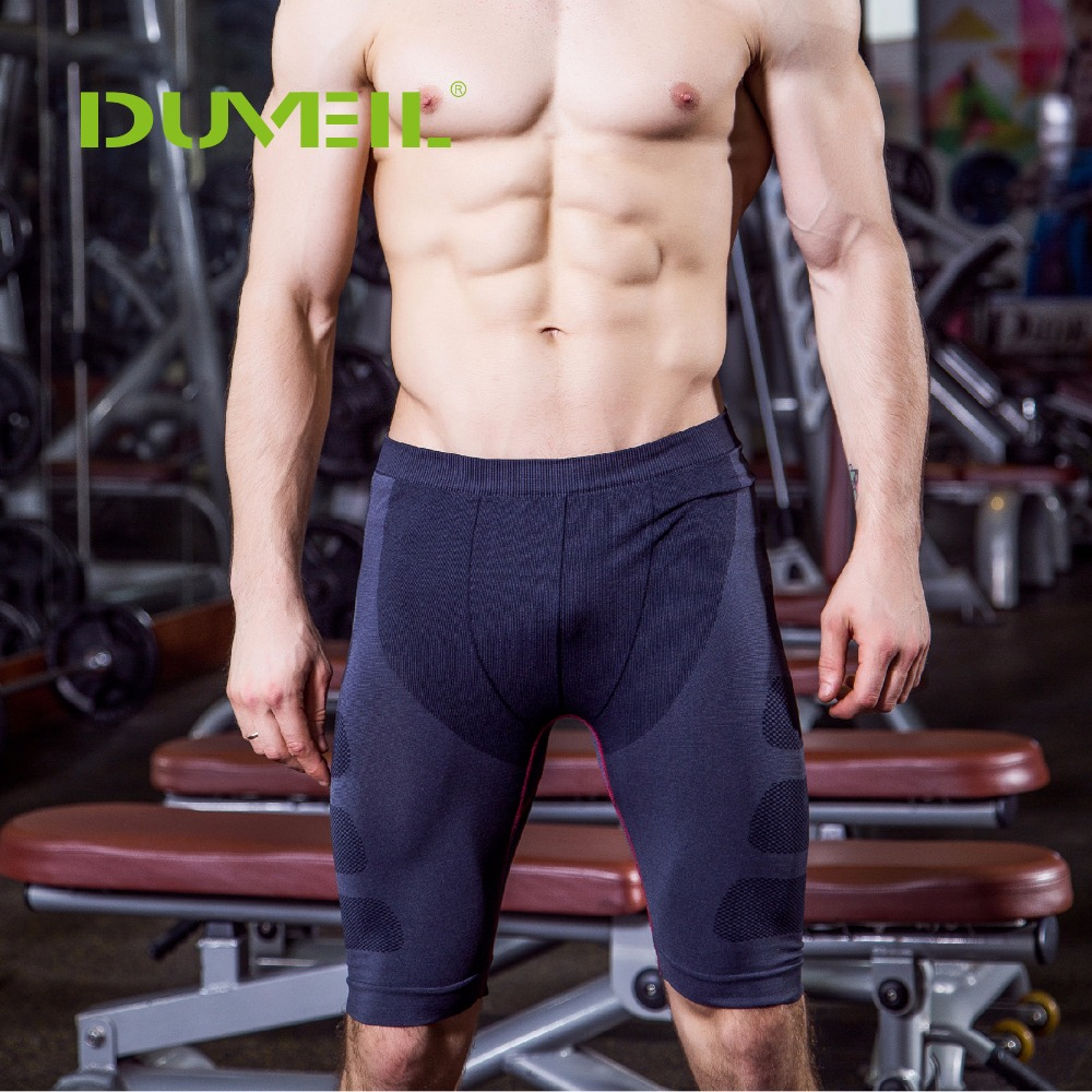 Male Compression Shorts PRO Sports Simple Style Board Bermuda Masculine Short Pants In Stock Quick-drying Tights Elastic Shorts