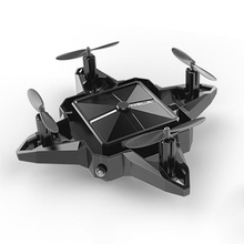 S11 RC Fashion cool Selfie Drone 2.4G 3D Foldable Flying Drone with 2MP WIFI FPV Camera Rc helicopter for kids birthday gift