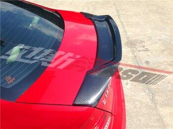 stock Fit for  Mercedes-Benz W204 C180 C200 C260 RENNTECH RT   carbon fiber rear spoiler