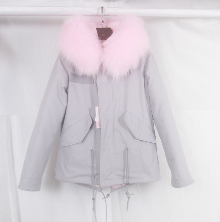 High Quality Light Pink Parka-Buy Cheap Light Pink Parka lots from