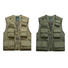 Adult Outdoor Fishing Vest M-XXXL Fishing Jacket Polyester Safety Life Vest For Boat Drifting Survival Swimwear Vest