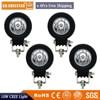 4pcs Lot 10W LED Work Light Driving Light Car SUV ATV 4WD AWD 4X4 Auto Tractor