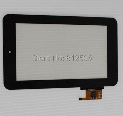Free Shipping!!! New LCD Touch Screen Panel For Tablet PC HP Slate 7 original new 100% 7 lcd screen lcd display lcd panel for tablet pc sanei n77 elite newsmy n17 for free shipping