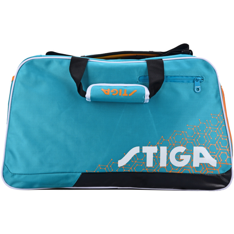 Dashing 2019 New Stiga Stiga Table Tennis Bag Multi Function Single Shoulder Bag Handbag Ping Pong Backpack Cp-7151 Size 515*375*275mm Activating Blood Circulation And Strengthening Sinews And Bones