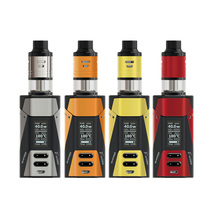 Vape Cigarette Full Kit Original Ehpro Fusion 150W kit Electronic Cigarette kits Fit 18650 Battery Mechanical Mod Vaprizer