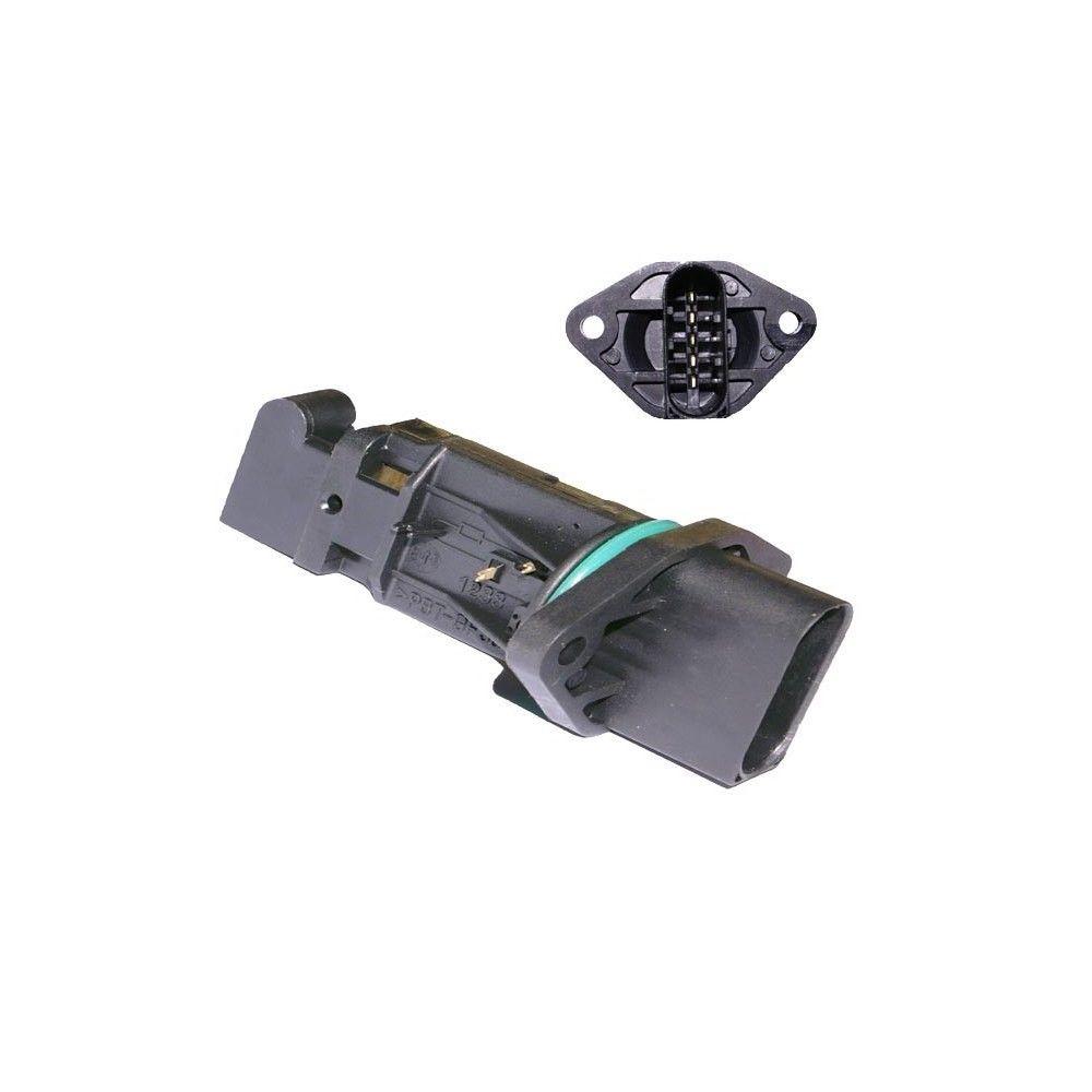 Mass Air Flow Meter Sensor fit For Seat Alhambra 7V8 7V9 Ibiza MK IV Leon 1M1 Toledo MK II 1.9TDI 1.9 TDI 06A906461 0280217121