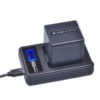 1pc 3000mAh CGA-DU21 VW-VBD210 배터리 + LCD USB 충전기 NV-GS330 GS400 GS408 GS500 GS508 MX500 PV-GS90 GS120 GS150