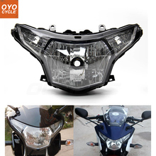 For 08-13 Honda CBR250RR CBR 250RR Motorcycle Front Headlight Head Light Lamp Headlamp 2008 2009-2013