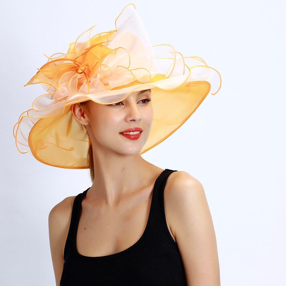 1b541b01efcd63 ... Flat-top-strohhut Sommer Frühling Frauen Reise Caps Strand Sonnenhüte  Atmungsaktive Mode Faltbare Krempe Stroh Im Freien Hut Kopfbedeckungen Für  Damen