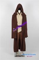 Star Wars Obi Wan Kenobi Cosplay Costume ACGcosplay Real Shot custom made game anime