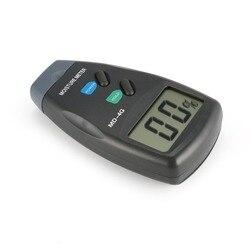 MD-4G 4 Pins cyfrowy LCD wilgotnościomierz wilgotnościomierz analizator higrometr drewna wilgotny detektor Tester zakres 5%-40% 2018