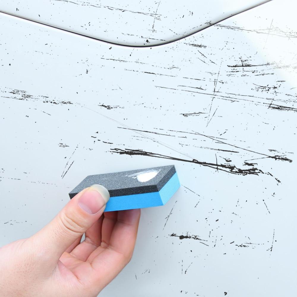Image 4 - Автомобильный набор для ремонта царапин, Полировальная паста для Лада гранта Веста приора Калина Нива ларгус ВАЗ samara-in Наклейки на автомобиль from Автомобили и мотоциклы