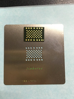 1set Lot 1pcs Remove Icloud Unlock ID For Ipad 6 AIR2 64GB HDD Memory Nand Flash
