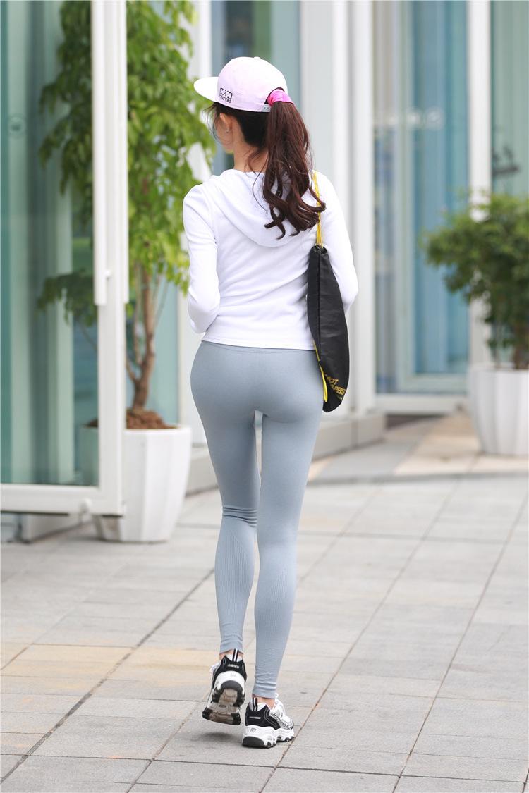 Slim Ladies Leggings Women - Fitness, Workout, Casual - 4 Colors - S,M,L - image  on https://awesomeleggingstore.com