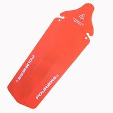1pcs Fouriers AC MG002 R Orange bike bicycle Rear Saddle Rail Fender Fenders For MTB DH