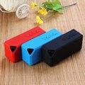 X3 Портативный Мини Bluetooth Динамик X3 TF USB FM Радио беспроводной Музыка Sound Box Сабвуфер Громкоговорители с Микрофоном для iOS Android