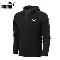 Original New Arrival 2017 PUMA Evostripe Shield FZ Hoody Men S Jacket Hooded Sportswear