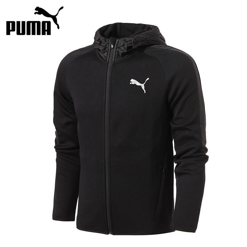 Original New Arrival 2017 PUMA Evostripe Shield FZ Hoody Men's jacket Hooded Sportswear толстовка ub evostripe fz hoody