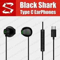 BE07 in Stock EarPods Style Xiaomi black shark 2 Type C Earphones Black Shark 1 Helo Professional Game DNA headset