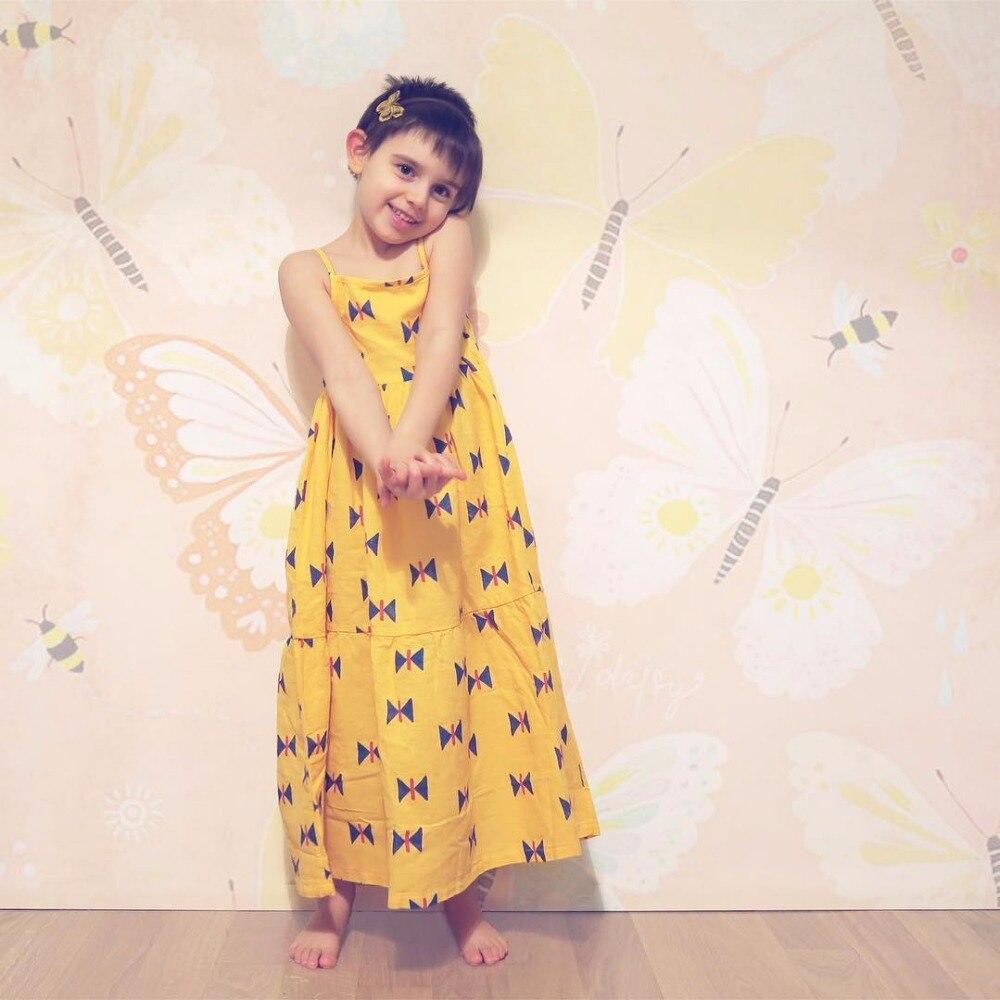 PRE-SALE 2018 Sommer Bobo Choses Baby Mädchen Kleid Kinder Vestidos ...