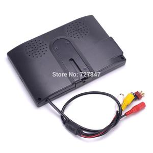 Image 2 - Newest IPS 7 inch LCD TFT FPV 1024 x 600 Monitor Screen Remote control FPV Monitor Photography Sunhood for Ground Station