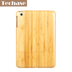 Techase For iPad Mini 3 Cases Bamboo Cover Shockproof Shell For Apple iPad Mini 1 2 7.9 Inches Covers For Tablets Protective