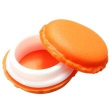 Mini Macaron Candy Case Jewelry Storage Box