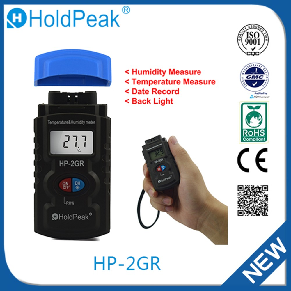 HP-2GR Gold Supplier China data logger temperature humidity,Humidity & Temperature Meter new usb temp temperature humidity datalogger data logger record meter 40 70c