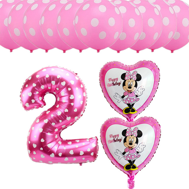 13pcs/set Happy Birthday Party Decoration Balloons Baby