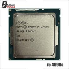 Intel Core i5 4690S i5 4690S 3.2 GHz Quad Core Quad Draad CPU Processor 6M 65W LGA 1150
