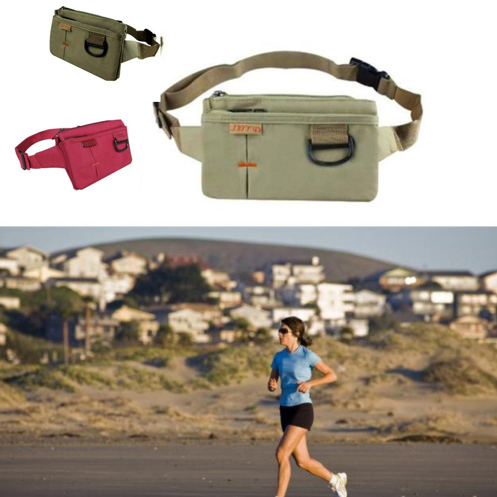 Outdoor running Waist Bag Fanny Pack Travel Outdoor Hiking Cycling Running Bag Drop Shipping 0824