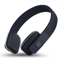 Simple Style Headset BOAS LC 8600 Solid Color Wireless Bluetooth 4 1 Stereo Over Earphone Headphone