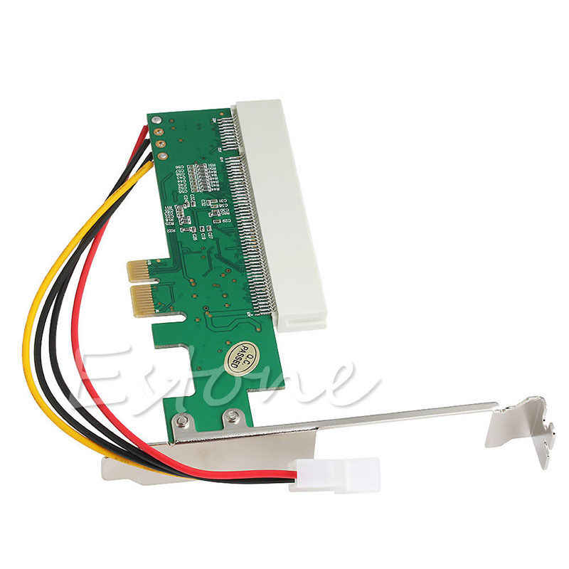 PCI-Express PCI-E To PCI Riser Bus Card High Efficiency Adapter Converter