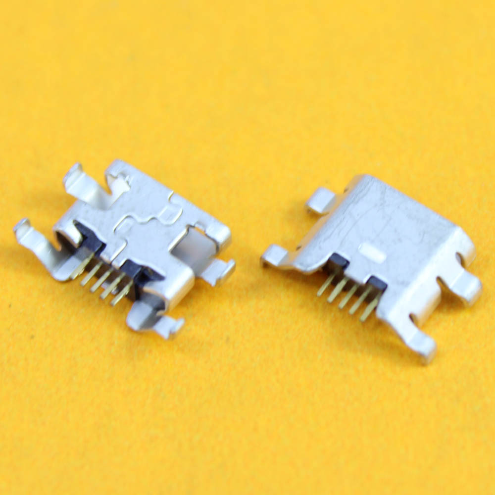 For ZTE Blade L2 S6 5.0 U807 N983 N807 U956 N5 N909 N798 N980 N986 Micro mini USB connector socket jack charging port dock plug 983 6k14 07s8 l [ circular mil spec connectors 983 7c 7 16 skt plug] mr li