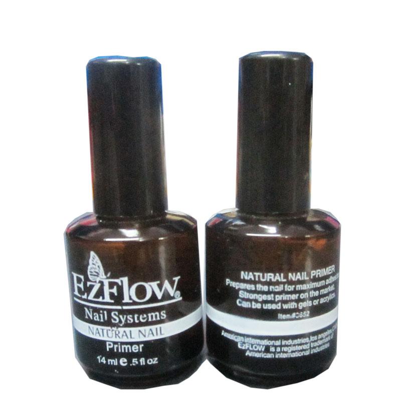 Nic 99 New 2Pc 14ML Ezflow Natural Nails Primer Nail Art Tool ...