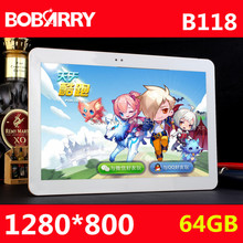 Hot New Tablets Android 6.0 Octa Core 64 GB ROM de Doble Cámara y Dual SIM Tablet PC Soporte OTG WIFI GPS 4G LTE teléfono bluetooth